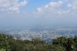 View from the top of Doi Suthep