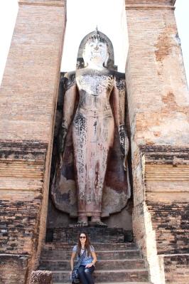 Large Sukhothai Buddha