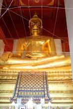Massive Ayutthaya Buddha