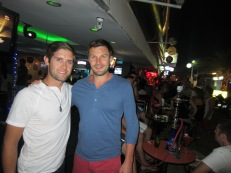 Night life in Samui after the show